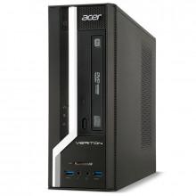 Calculator Acer Veriton X2632G SFF, Intel Core i5 4460 3.2GHz, 16GB DDR3, SSD 256GB, DVD-RW