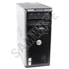 Calculator Dell Optiplex 760 MT, Intel Core 2 Duo E8400 3GHz, 4GB DDR2, 320GB, ATI Radeon HD4550 512MB DDR3 64-Bit DVI DisplayPort, DVD-ROM