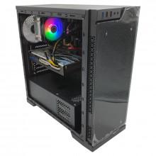 Calculator Gaming K5 Black, Intel Core i5 4590 3.3GHz, Asus H81M-P-SI, 16GB DDR3, SSD 120GB, 1TB, Sapphire RX 580 NITRO+ 4GB GDDR5 256-bit, DVI, HDMI, 500W