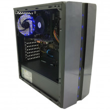 Calculator Gaming Thunder, Intel Core i5 4460 3.2GHz, Asus H81M-D, 16GB DDR3, SSD 250GB, ATI R7 250 2GB DDR3 128-bit, 400W