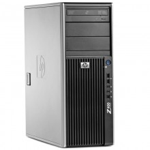 Calculator HP Z400 Workstation, Intel I7-920 2.66GHz, 12GB DDR3, 1.5TB, nVidia GT 740 2GB DDR3 128-bit, HDMI, DVD