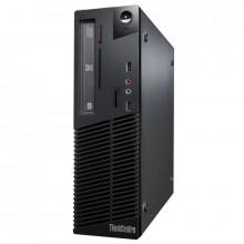 Calculator Lenovo M73 SFF, Intel Core i3 4130 3.4GHz, 4GB DDR3, 250GB, DVD-RW
