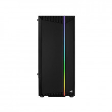 Carcasa Gaming Aerocool Bionic V2, MiddleTower, 2x USB 3.0, Panou transparent