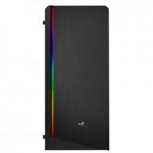Carcasa Gaming Aerocool Rift RGB, MiddleTower, USB 3.0, Panou transparent