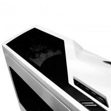 Carcasa Gaming NZXT Phantom White, USB 3.0, FullTower, Desigilat