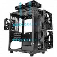 Carcasa Gaming Segotep Prime T, USB 3.0, Panou Transparent