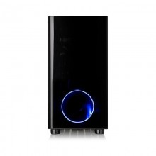 Carcasa Gaming Thermaltake View 31 Tempered Glass Edition, USB 3.0, Vent 2x 140mm Blue LED, MiddleTower, Desigilat