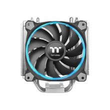 Cooler CPU Gaming Thermaltake Riing Silent 12 RGB, Multi Socket, 4x Heatpipe-uri, Ventilator 120mm