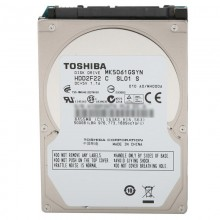 Hard disk 500GB Laptop, Notebook, Toshiba MK5061GSYN, SATA II, Buffer 16MB, 7200rpm