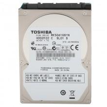 Hard disk 500GB Laptop, Notebook, Toshiba MK5061GSYN, SATA II, Buffer 16MB, 7200rpm
