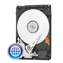 Hard Disk Laptop 500GB WD Blue WD5000LPCX, SATA-III, 5400RPM, Cache 16MB