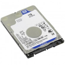 Hard disk laptop-notebook WD Blue, 1TB, SATA-III, 5400 RPM, cache 128MB, 7 mm