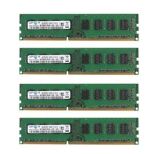 KIT Memorie 4x 4GB Samsung, DDR3, 1600MHz