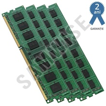 KIT Memorie Dual Channel 2 x 2GB DDR3 1333MHz, PC3-10600 Diverse modele
