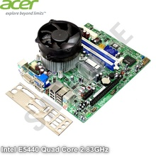 KIT Placa de baza Acer G43D01G1 + Procesor Intel E5440 Quad Core 2.83GHz + Cooler Procesor