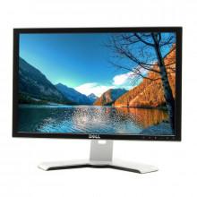 """Monitor LCD Dell 20"""" 2007WFP, Grad A, 1680x1050, 16ms, DVI, VGA, Cabluri incluse"""