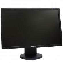 """Monitor LCD Samsung SyncMaster 2243BW 22"""" Wide, 1680x1050, 5ms, VGA, DVI, Cabluri Incluse"""