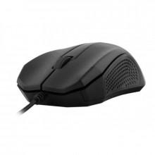 Mouse FanTech FT-530, Optic, USB, 1000 DPI, Negru