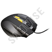 Mouse Gaming Newmen G300 Black, 8200dpi, 11 butoane, 12000 FPS