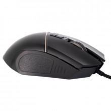 Mouse Gaming NitroX GT-100, Optic, 6400 dpi, 7 butoane