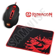 Mouse Gaming Redragon Hydra 14400DPI + Archelon M