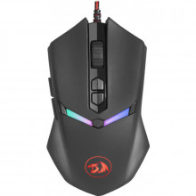 Mouse Gaming Redragon Nemeanlion2 RGB, 7200 dpi, Optic, 7 butoane, Iluminare LED RGB
