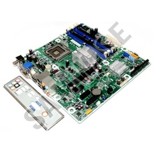 Placa de baza Pegatron IPIEL-LA3, Socket LGA775, 4 x DDR3, SATA2, DVI, VGA, Video, Audio, Retea