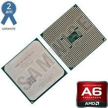 Procesor AMD Richland, Vision A6-6400K 3.9GHz (Turbo 4.1GHz), Video Radeon HD 8470D