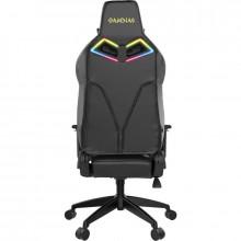 Scaun Gaming Gamdias Achilles E1 L Iluminare RGB negru, SH