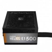 Sursa Gaming Gamdias Helios E1 500W, Eficienta 80%, 5x SATA, 2x MOLEX, 2x 6+2 pin, PFC activ