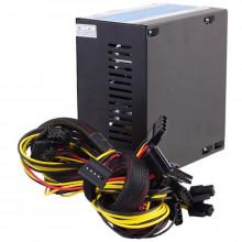 Sursa Inaza SI500 500W, 6x SATA, 2x Molex, 2x 6+2 PCI-E, 120mm, PFC Activ