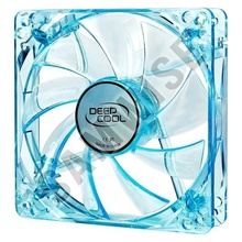 Ventilator DeepCool XFAN 120U BB Blue LED 120mm