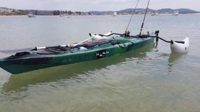 Información de estabilizadores para kayak