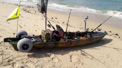 Medidas y esloras de kayaks recomendadas