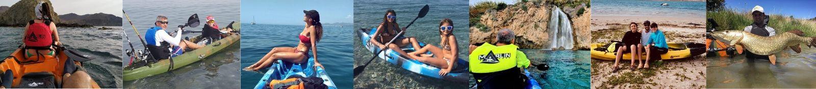 fotos kayaking que nos envían nuestros clientes