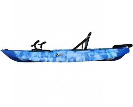 Kayak de paseo Marlin Tuna plus 1+1