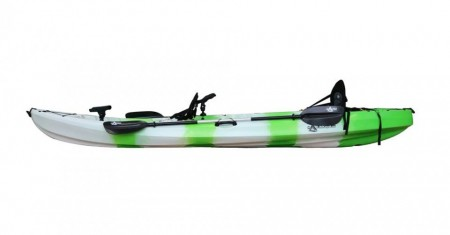Kayak doble Marlin Catamaran 2+1 paseo
