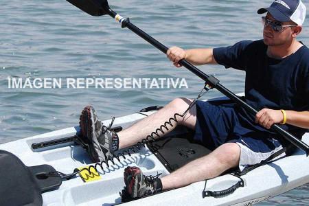 Sujeta remos paddle leash naútico