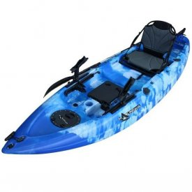 Kayak de paseo Marlin Tuna plus 1+1