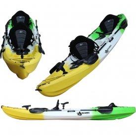 Kayak doble Marlin Catamaran 2+1 paseo