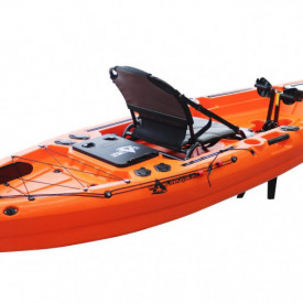 kayak de pedales con sonda marlin 3