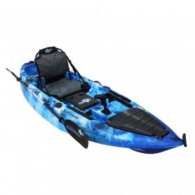 Kayak de pesca Marlin Tuna 2020 + sonda Hook2-5x + bateria Powerymax