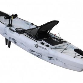 kayak de pedales con sonda marlin 4