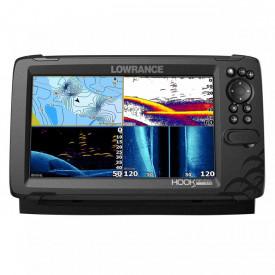 Sonda Lowrance HOOK Reveal 9 Tripleshot, GPS, Plotter y PoweryMax Ready