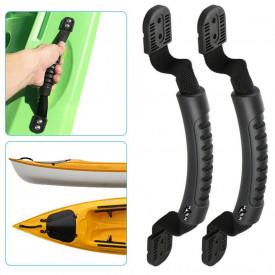 Asa de agarradera para kayaks