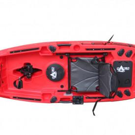kayak de pedales con sonda marlin 5