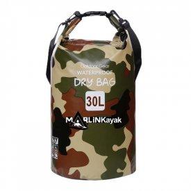 Mochila bolsa estanca para agua OUTDOOR GEAR 10L