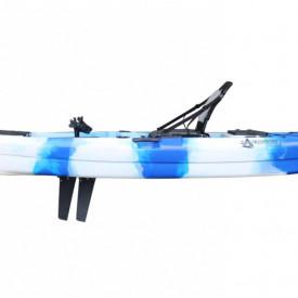 kayak de pedales con sonda marlin 7