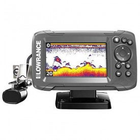Sonda kayak GPS Plotter Lowrance HOOK2-4x