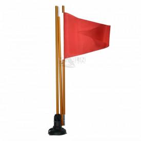 Bandera señalizadora de kayaks 1,2m.